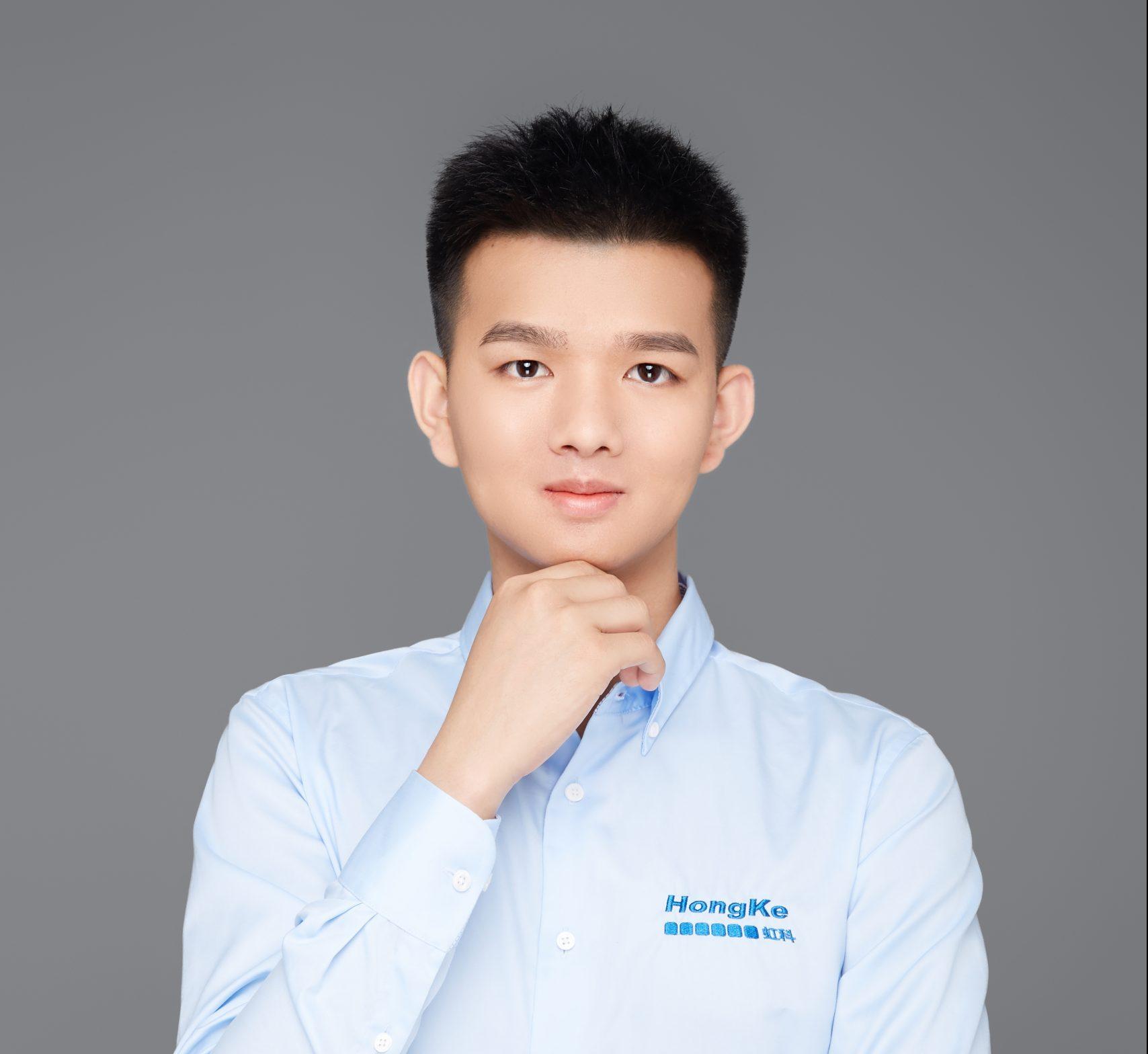 Zach-华南理工大学,2019届